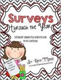 Surveys Through the Year
