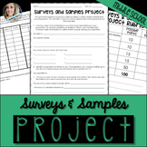 Surveys and Samples Project