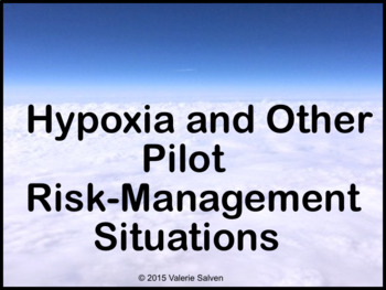 Hypoxic-Pilot Recording; plus VFR-Trapped-on-Top; Radio-an
