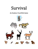 Survival – An Outdoor Food Web Game
