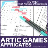 Survival Articulation: Affricates