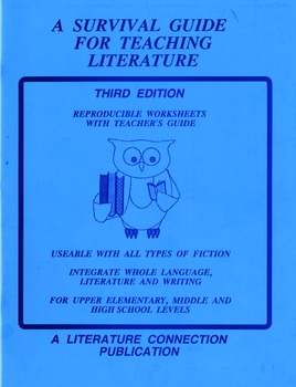 Survival Guide For Teaching Literature