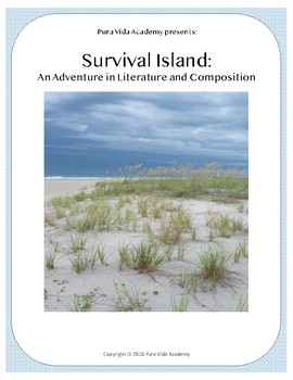 Survival Island: An Adventure in Literature and Composition