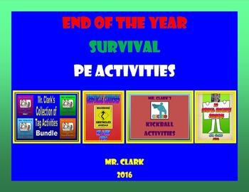 Survival PE Activities