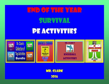 Survival PE Activities
