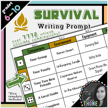 Survival Writing Prompt
