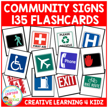 Safety Signs And Symbols Teaching Resources Teachers Pay Teachers