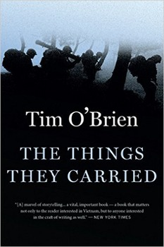 Survival Unit: The Things They Carried by Tim O'Brien