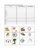 Survival Vocabulary Assessment