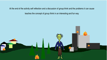 Survival in the Zombie Apocalypse for Group Think Unit