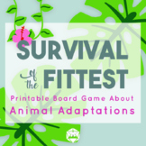 Survival of the Fittest: An Animal Adaptation Board Game