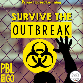Survive The Zombie Outbreak, A Project Based Learning Activity (PBL)