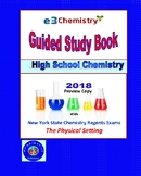 E3 Chemistry Guided Study Book 2018: HS Chemistry with NYS Regents (FREE)