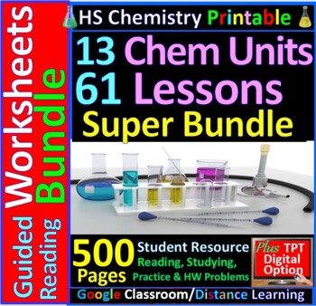 Surviving Chemistry Workbook: HS Chemistry with NYS Regents  (2015 Revision)