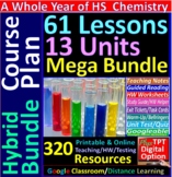 Chemistry Essential Skills 61 Guided Lessons Super Bundle: