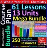 Surviving Chemistry Ultimate Teaching Bundle: 1500 pgs of