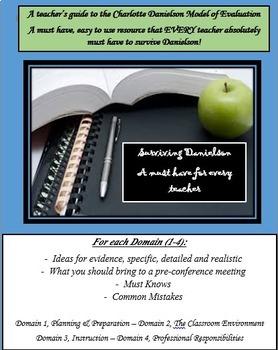 Surviving Danielson for Teachers