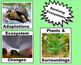 Surviving Ecosystems - A Fourth Grade SMARTBoard Introduction