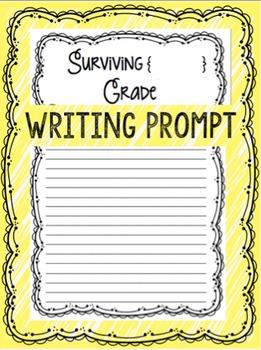 Surviving {    } Grade Essay