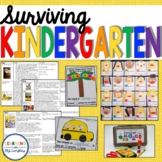 First Week Lessons and Activities for Kindergarten