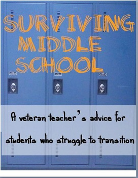Surviving Middle School! 10 Free Tips for Parents and Teachers