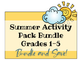 Surviving Summer - Fun Activity Pack Bundle