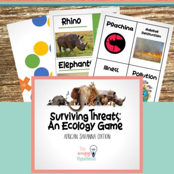 Surviving Threats: An Ecology Game