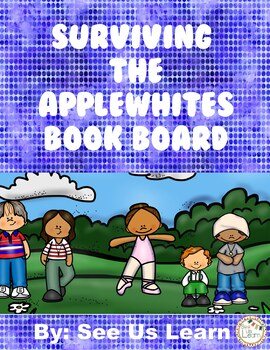 Surviving the Applewhites Book Board