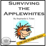 Surviving the Applewhites, by Stephanie Tolan: A PDF Novel Study