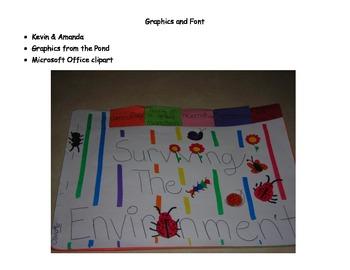 Surviving the Environment Flipbook