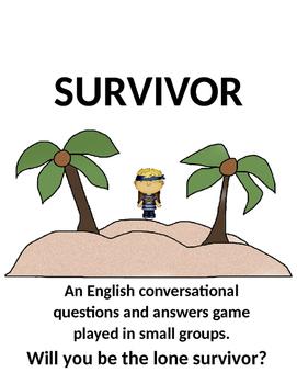 Survivor - English as a Second Language Version