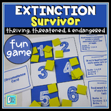 Extinction Survivor Game Activity