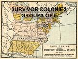Survivor Colonies, 13 Colonies Survival Challenge Activity