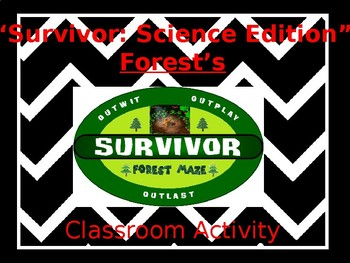 Survivor (Forests) Activity