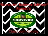 Survivor (Forests) Activity