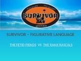 Survivor Game - Figurative Language