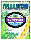 Survivor {Island} Binder Cover