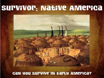 Survivor: Native America Quiz Game