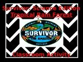 Survivor Rainforest Activity