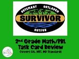 Survivor Themed 2nd Grade Math/PBL Review