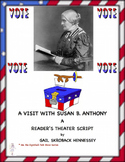 Susan B. Anthony: A Reader's Theater Script(Women's Histor