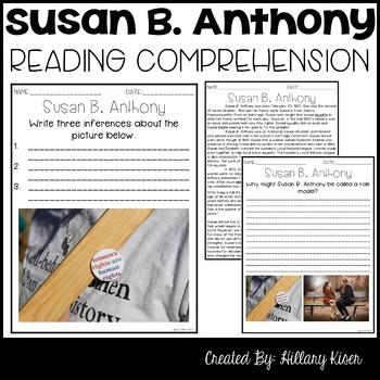 Leveled Text R: Susan B. Anthony