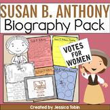 Susan B. Anthony Biography Pack
