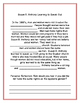 Susan B. Anthony Cloze Notes