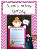 Susan B. Anthony Craftivity