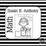 Susan B. Anthony Multiplication Madness