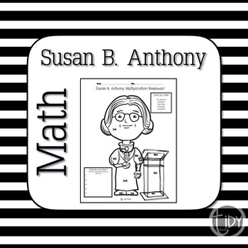 Susan B. Anthony Multiplication Madness