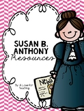 Susan B. Anthony {Women's History Month}