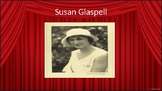 Susan Glaspell PPT