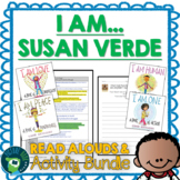 Susan Verde Social Emotional Learning I Am... Lesson Plan and Activities Bundle